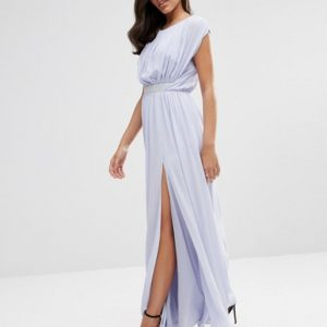 ASOS Embellished Waist Maxi Dress - Liyanah
