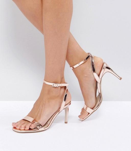 ASOS HIDEAWAY Heeled Sandals - Liyanah