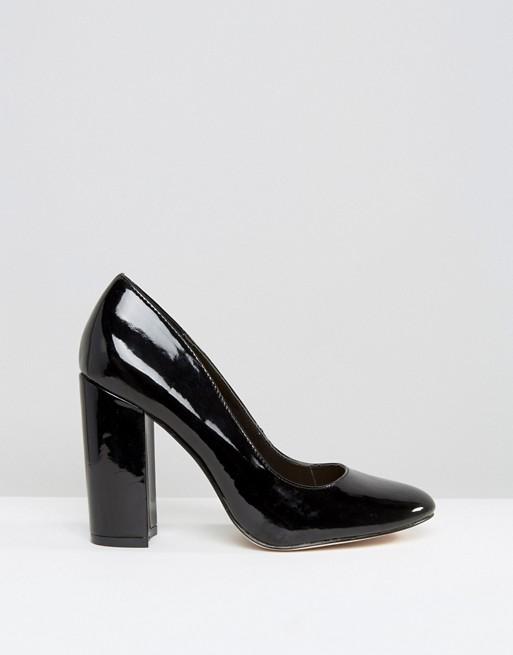 ASOS POSH Black High Heels - Liyanah