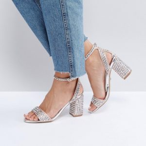 Carvela Gianni Stud Heeled Sandals - Liyanah