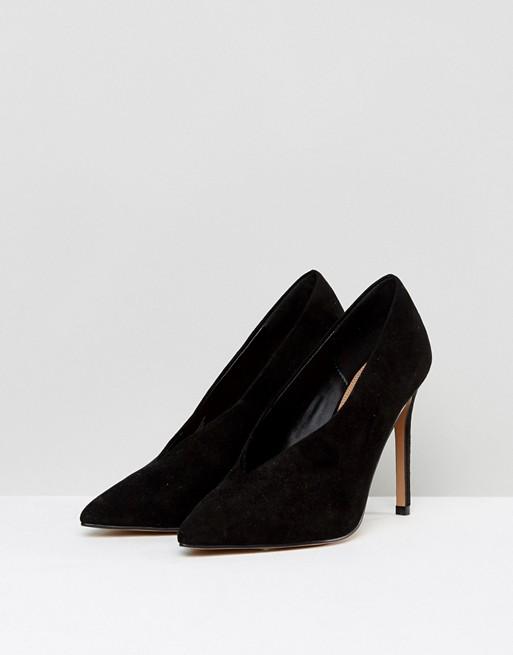 ASOS PRIORITY Black High Heels - Liyanah