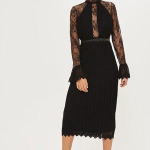 Nolita Midi Shift Dress by TFNC - Liyanah