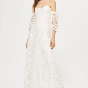 Bardot Bridal Gown by Flynn Skye - Liyanah