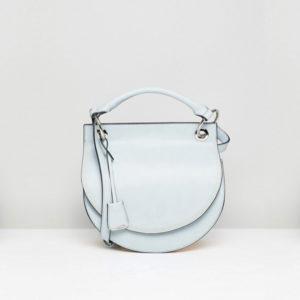 Glamorous Light Blue Cross Body Bag - Liyanah