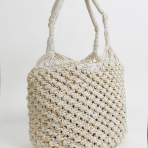 Cleobella kingston beach tote bag