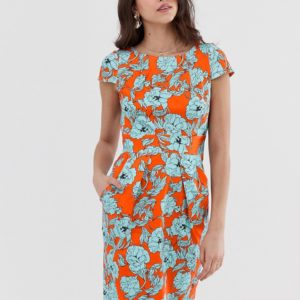 Closet tulip tie back dress