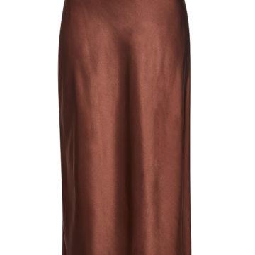 Joseph Frances Silk Midi Skirt - Liyanah