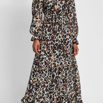 SONIA RYKIEL Printed Silk Dress - Liyanah