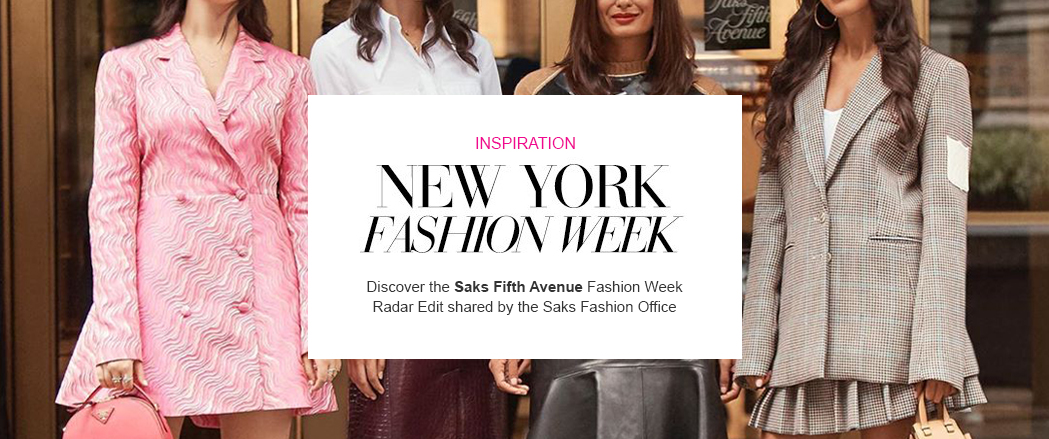 Saks Fifth Avenue - New York Fashion Week Radar Edit Street Style - Liyanah Girls Fashion Office - Liyanah