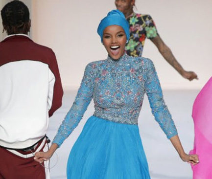Halima Aden – The Model Who Went From Refugee Camp to International Model - Liyanah.co