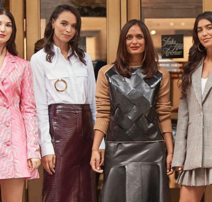 Saks Fifth Avenue – New York Fashion Week Edit Street Style Radar Inspiration - Liyanah.co